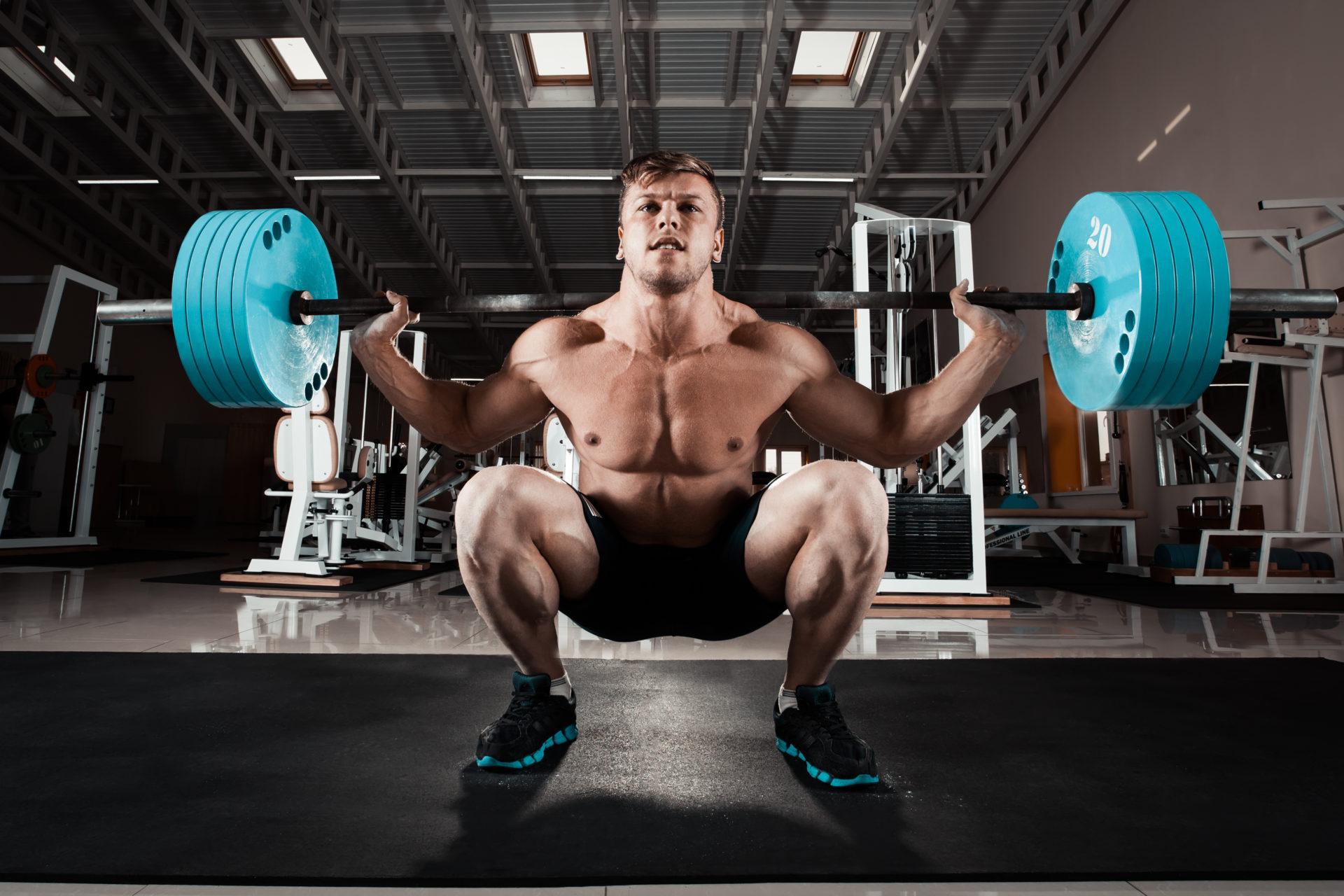 gym motivation Squat