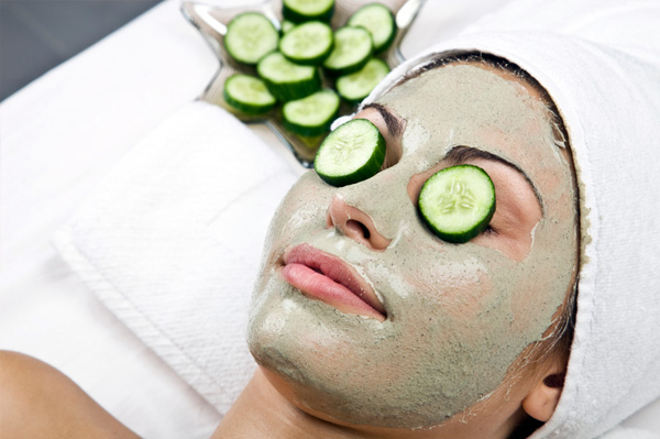 natural way to clean face