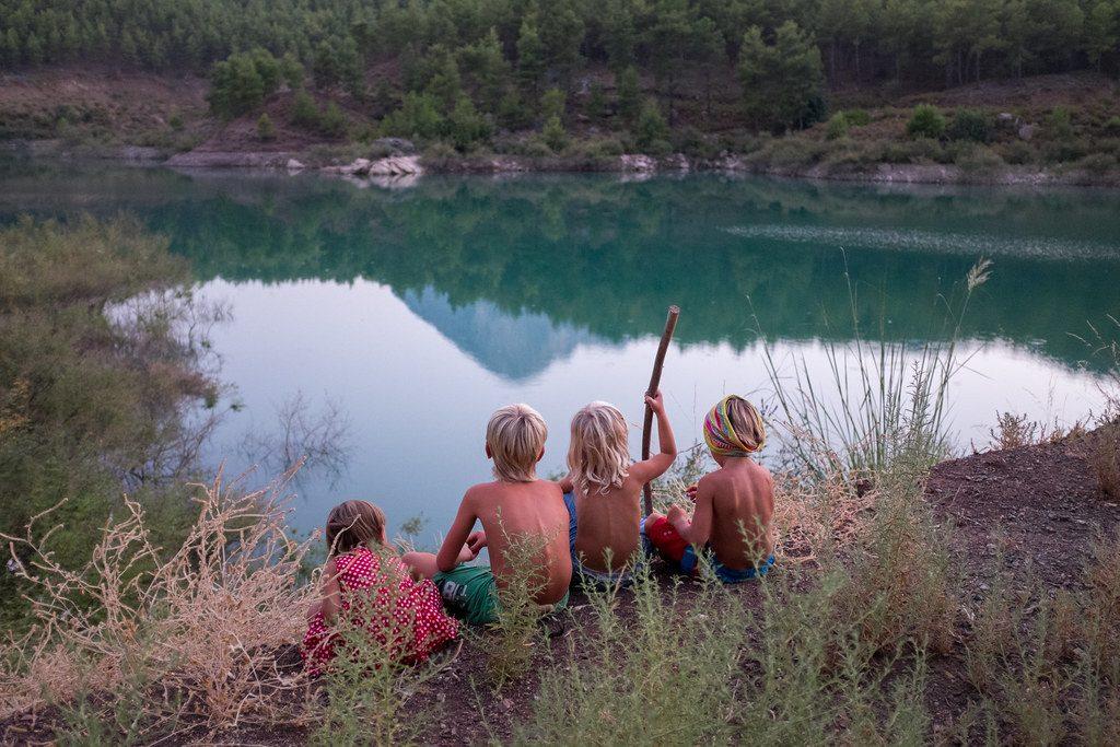 Doyran lake