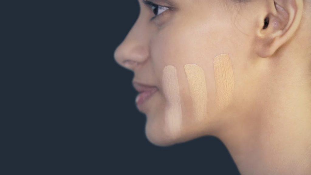 choose right foundation shade