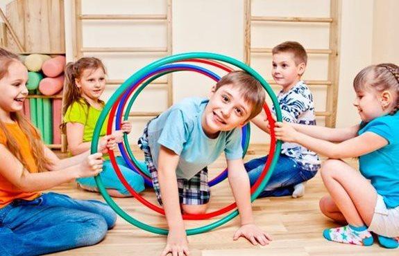 hula-hoop games