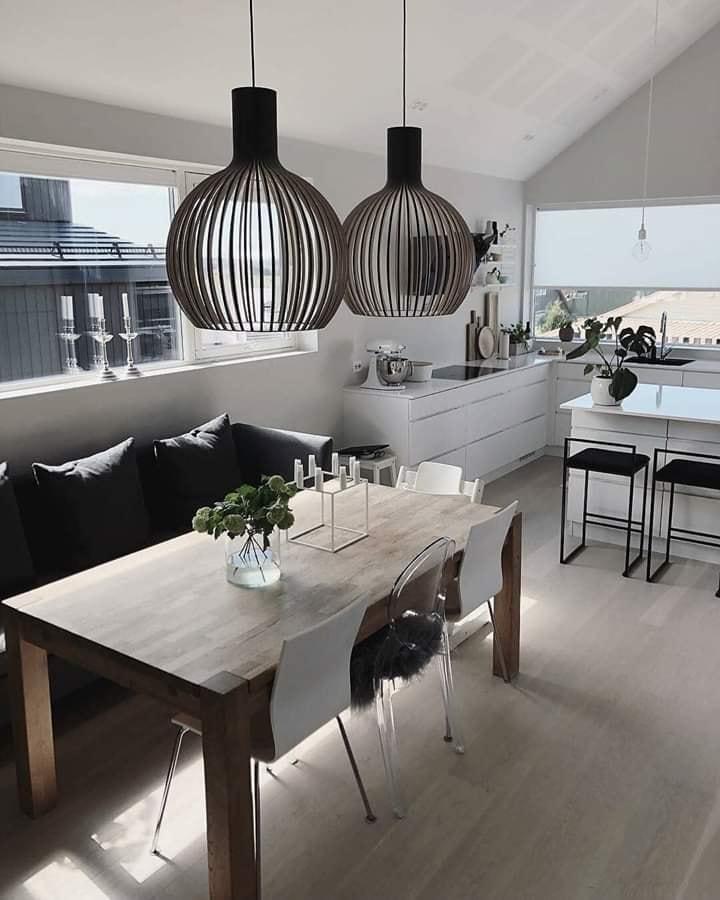 trendy interior