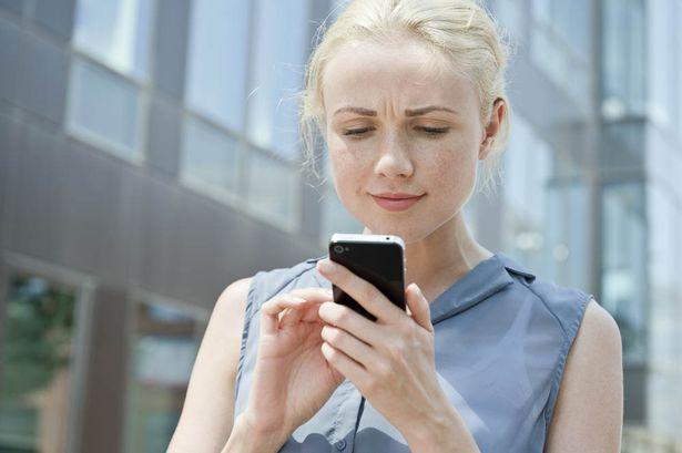 smartphones rather text