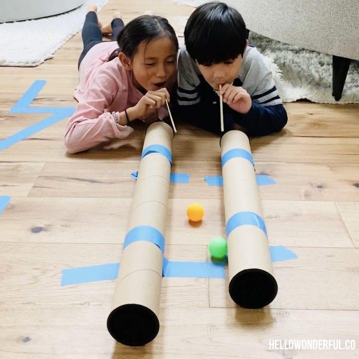 easy indoor activities