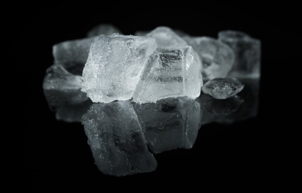 ice cubes uses