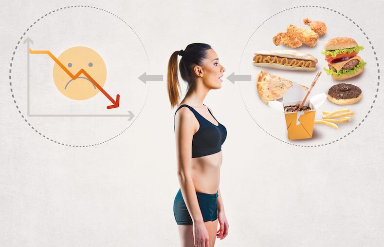diet effects your brain