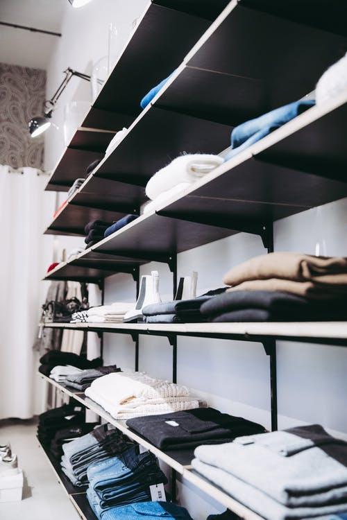 clothes arrangement